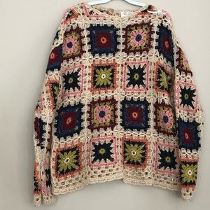 Zara knitwear sweater